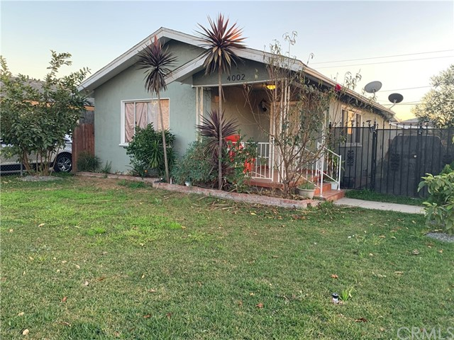 4002 E 54th Street, Maywood, CA 90270