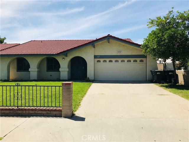1667 S Orange Avenue, West Covina, CA 91790