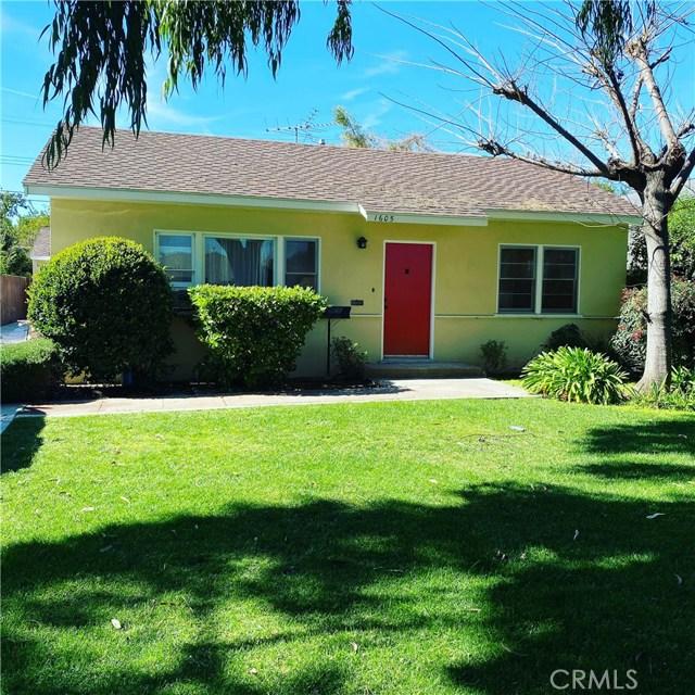 1605 Kenilworth Avenue, Pasadena, CA 91103