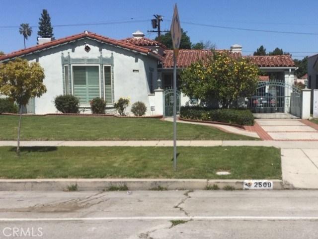 2509 West 76th Street, Los Angeles, CA 90043