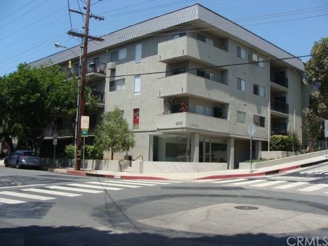 Exceptionally maintained unit in the Norma Triangle, prime location of West Hollywood.  This top floor unit was renovated with reengineered hardwood floor, and has a private balcony and large bedroom. This super clean unit is move in ready.  Laundry hookup has been installed in the master closet so no need to leave the property. The HOA made lot of significant updates to the building including new windows and makeover. The building is quite attractive with its contemporary look.  The HOA incudes building, landscape and pool maintenance. Also, gas, water, sewage and garbage. This unit has one parking space. Just a walking distance to many great restaurants, bars and shops and only a few minutes away from Beverly Hills, The Grove, LACMA, The Getty, Century City and Hollywood. Due to Covid-19, we are able to accommodate you and your buyer with a virtual tour of the property. Please call us for an appointment to schedule for a virtual tour.