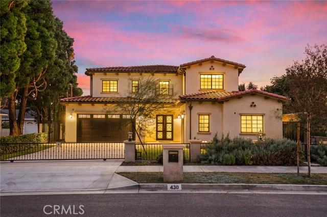 430 W Camino Real Avenue, Arcadia, CA 91007