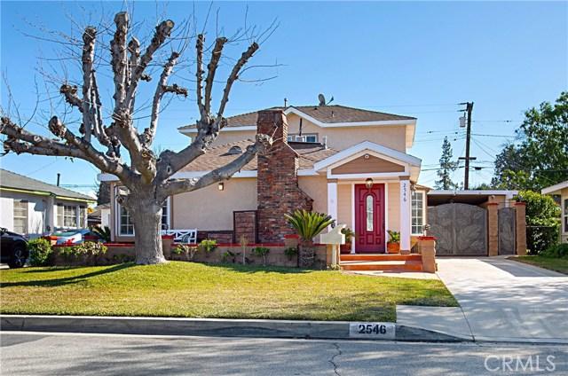 2546 Dubonnet Avenue, Rosemead, CA 91770