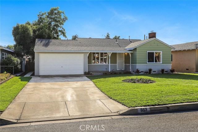 853 N 5th Avenue, Covina, CA 91723