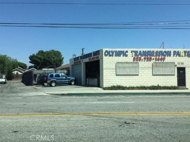 1538 W Olympic Boulevard, Montebello, CA 90640