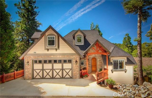 27391 Elmwood Drive, Lake Arrowhead, CA 92352