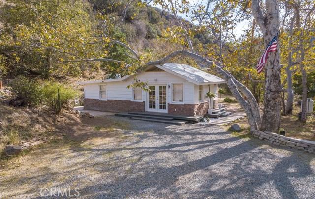14502 Ladd Canyon Road, Silverado Canyon, CA 92676