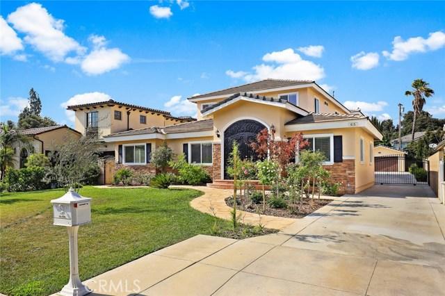 65 W Lemon Avenue, Arcadia, CA 91007