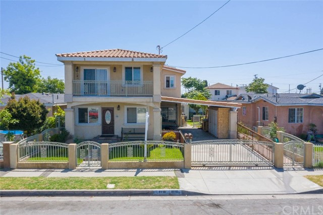 8118 Alix Avenue, Los Angeles, CA 90001