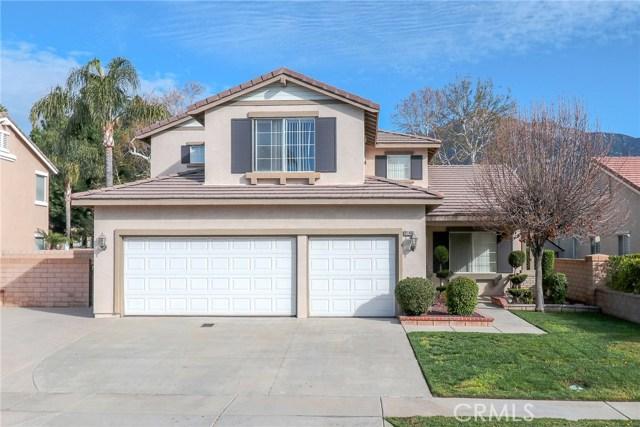 9140 Hamilton Street, Rancho Cucamonga, CA 91701