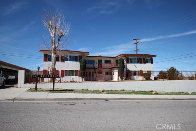 910 Mount Vernon, Barstow, CA 92311