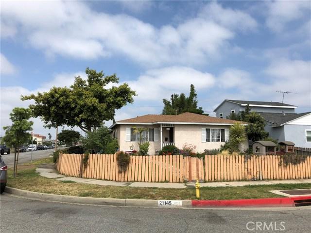 21145 Broadwell Avenue, Torrance, CA 90502