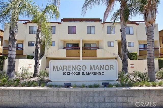 1020 S Marengo Avenue 3, Alhambra, CA 91803