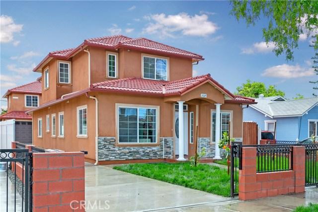 2025 S Evergreen Street, Santa Ana, CA 92707