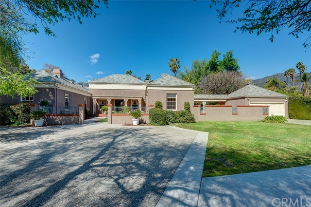 305 N Old Ranch Road, Arcadia, CA 91007