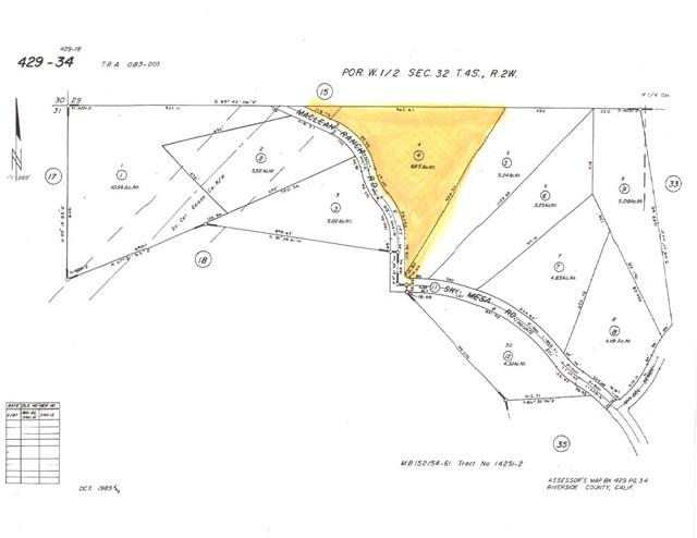 22990 Sky Mesa Rd, Juniper Flats, CA 92548 Photo 1