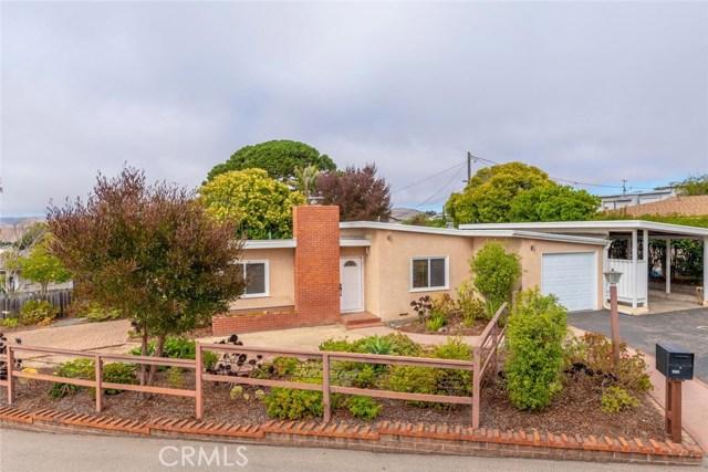 921 Carmel Street, Morro Bay, CA 93442