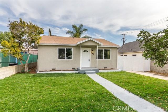190 S 3rd Avenue, Upland, CA 91786