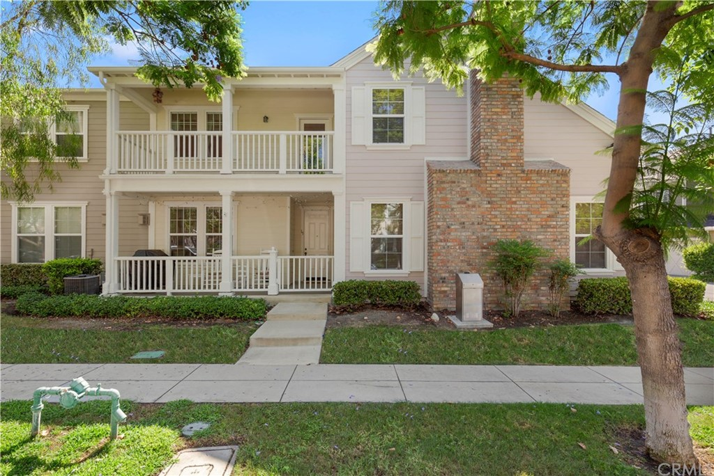 The best that Davenport of Ladera Ranch has to offer!1560 sq ft of well thought out, light and bright, living space!3 beds,2.5 baths 2 car attached garage. Beautiful laminate flooring through entire home, crown moulding and upgraded baseboard through out. Spacious family room w custom TV entertainment center, cozy fireplace w custom mantel & surround, cased windows, blinds and ceiling fan.Spacious kitchen w white cabinetry, stainless knobs and pulls, neutral Corian counters and pass through, New Whirlpool Gold appliances and built in pantry.Huge master bedroom w retreat and patio.Master bedroom has beautifully crafted Shiplap wall, custom window coverings, ceiling fan, CA closet organizers.Master bath w separate tub and shower & dual vanities. Upgraded counters, tub & shower surrounds. Lg secondary bedrooms w closet organizers, custom blackout window coverings & ceiling fans.Upstairs laundry w built-in cabinets.Extra linen cabinets in hall. 2 car attached garage w epoxy floor. Custom entry gate. 6 panel doors w brushed hardware through out. Neutral paint. Ceiling fans in bedrooms and living space. COMPLETLY REPIPED WITH PEX PIPING! Brand new water heater! This home is Clean as a whistle and cute as a button! 1/2 Block from community pool! Close to shopping, entertainment, freeways and the coast!  Come live the Ladera life with pools, skate and water parks!