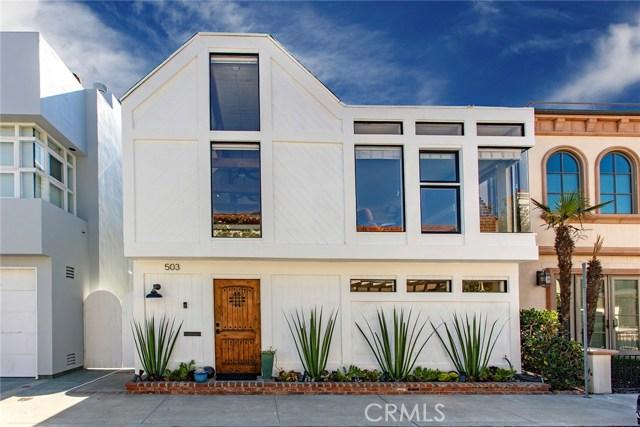 503 J Street | Balboa Peninsula Point (BLPP) | Newport Beach CA