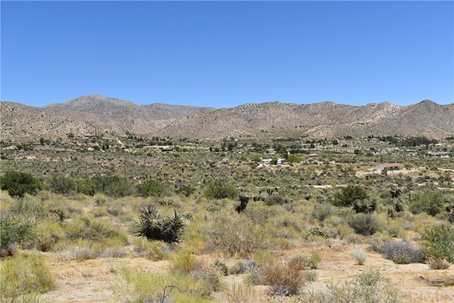 0 Maccele, Morongo Valley, CA 92256