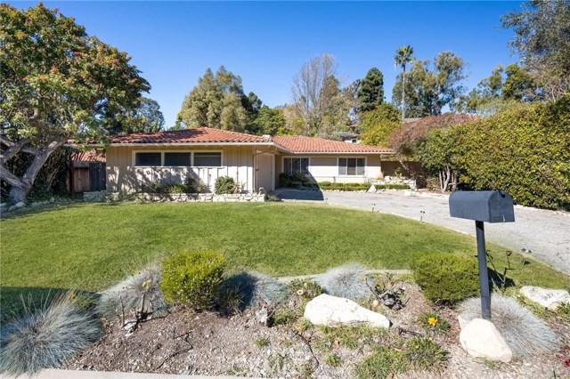 2217 Via Fernandez, Palos Verdes Estates, California 90274, 4 Bedrooms Bedrooms, ,2 BathroomsBathrooms,For Sale,Via Fernandez,SB21011797