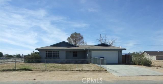 8361 REDWOOD Boulevard, California City, CA 93505