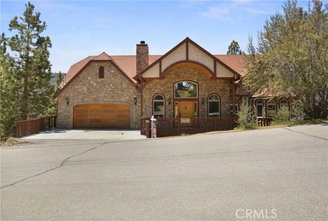 43731 Canyon Crest, Big Bear, CA 92315