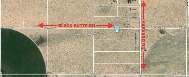0 Black Butte Road, Newberry Springs, CA 92338
