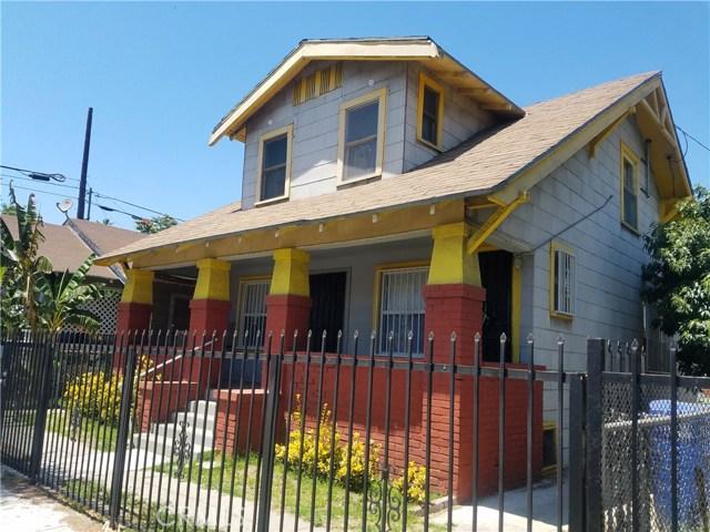 241 W Gage Avenue, Los Angeles, CA 90003