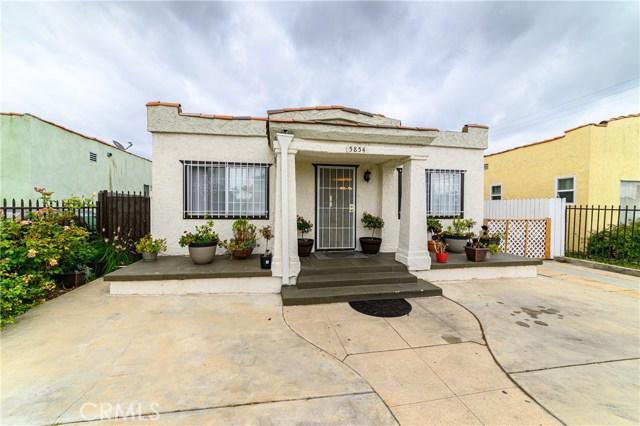 5854 2nd Avenue, Los Angeles, CA 90043