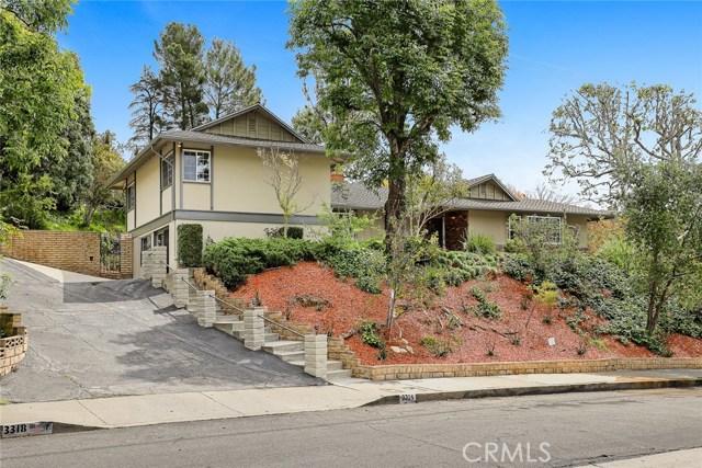 3314 SPARR Boulevard, Glendale, CA 91208