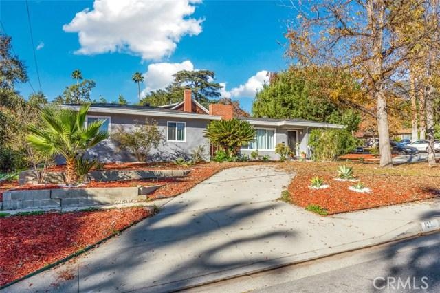 125 N Canon Avenue, Sierra Madre, CA 91024