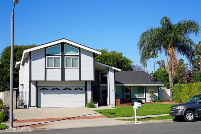 416 Windflower Lane, Placentia, CA 92870