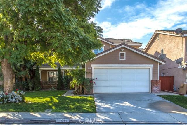 17011 Loma Vista Court, Fontana, CA 92337