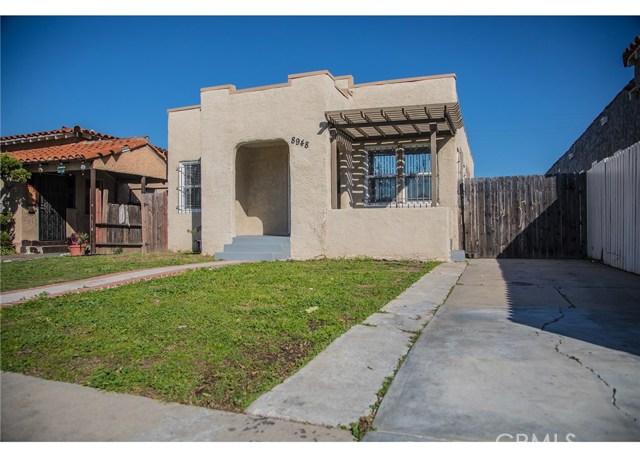 8948 S Hobart Boulevard, Los Angeles, CA 90047