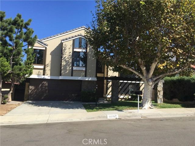 16167 High Tor Drive, Hacienda Heights, CA 91745