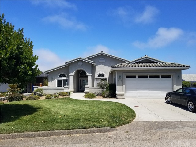 656  Bayview Lane, Arroyo Grande, California