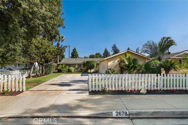 2678 Majella Avenue, La Verne, CA 91750