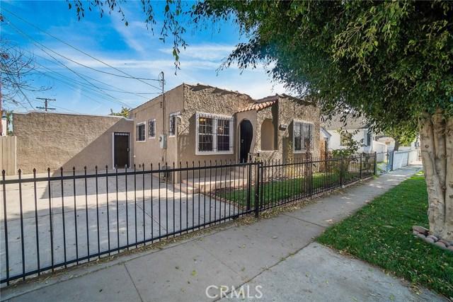 7316 Wadsworth Avenue, Los Angeles, CA 90001