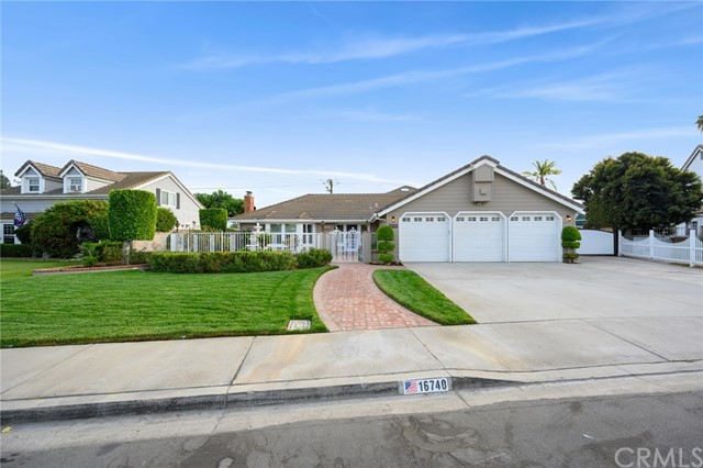 16740 Oak Burl Dr, Yorba Linda, CA 92886 Photo
