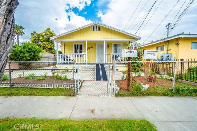 1659 E 65th Street, County - Los Angeles, CA 90001