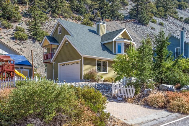 7636 Ice House Canyon Road, Mt Baldy, CA 91759