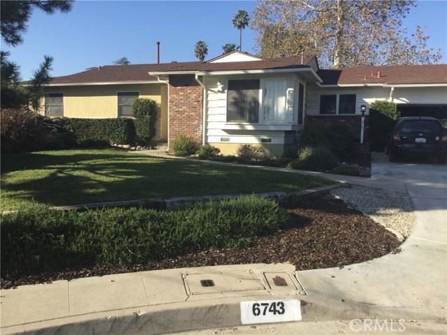 6743 Brentmead Avenue, Arcadia, CA 91007