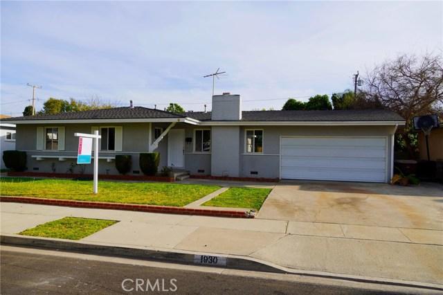 1930 W Harle Avenue, Anaheim, CA 92804