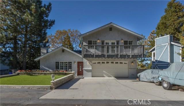2740 Valkyrie Drive, Running Springs, CA 92382