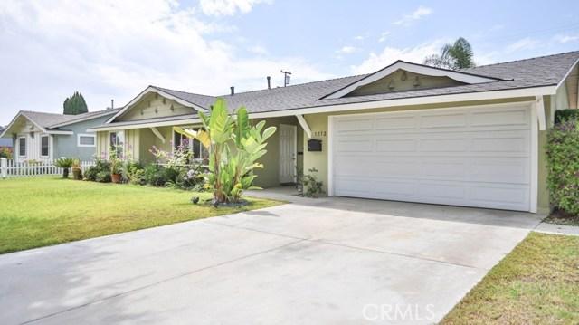 1812 W Harle Avenue, Anaheim, CA 92804