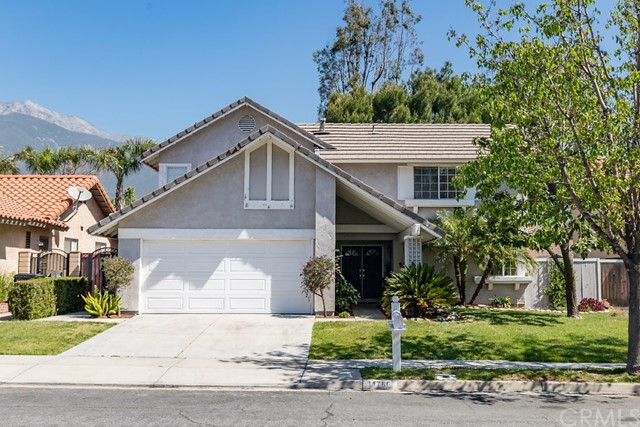 11760 Mount Cambridge Court, Rancho Cucamonga, CA 91737