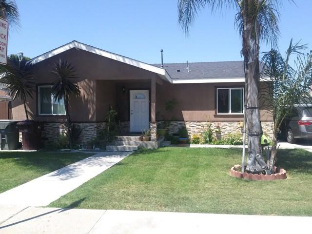 125 E Flora Street, Santa Ana, CA 92707