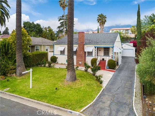 765 Morada Place, Altadena, CA 91001